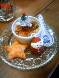 12月14日 華華 お菓子なクリスマス