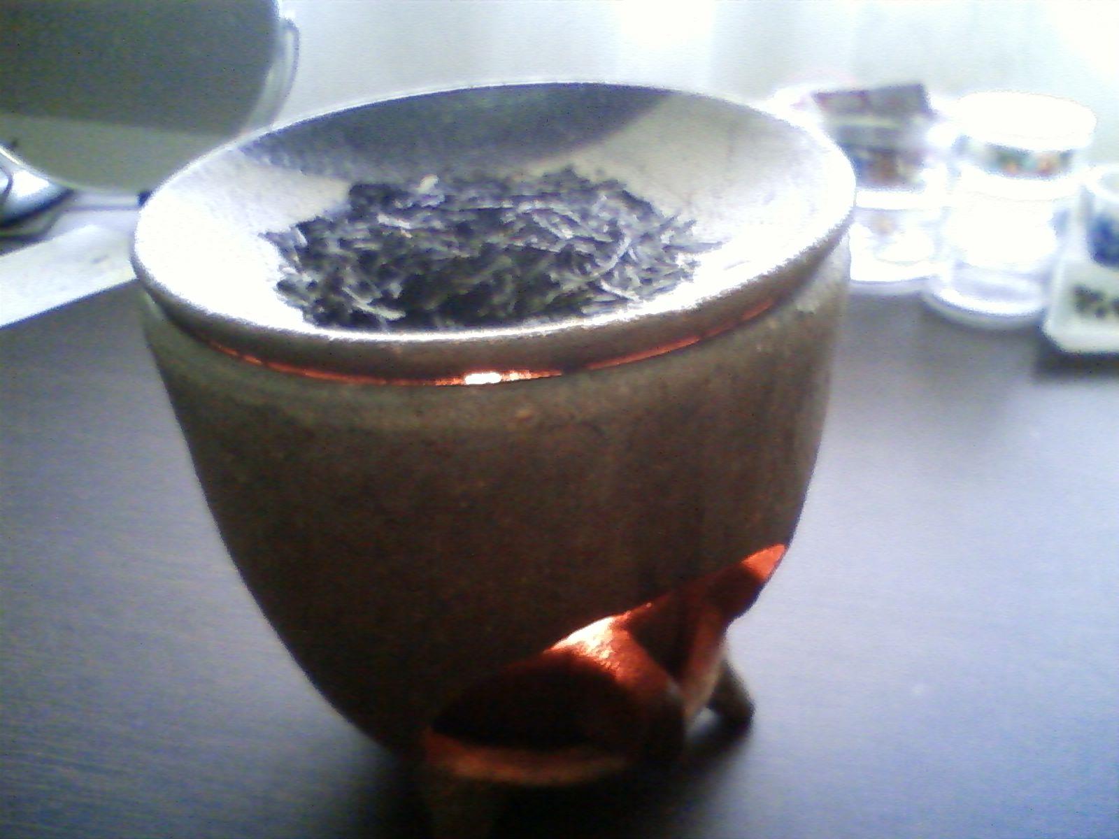 2月8日 茶香炉